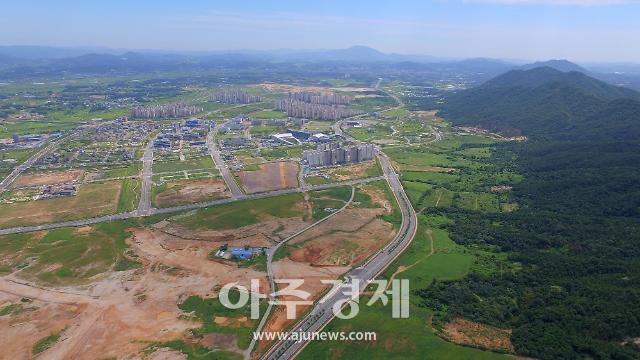 충남도, 내포 골프장·골프빌리지 개발계획 승인