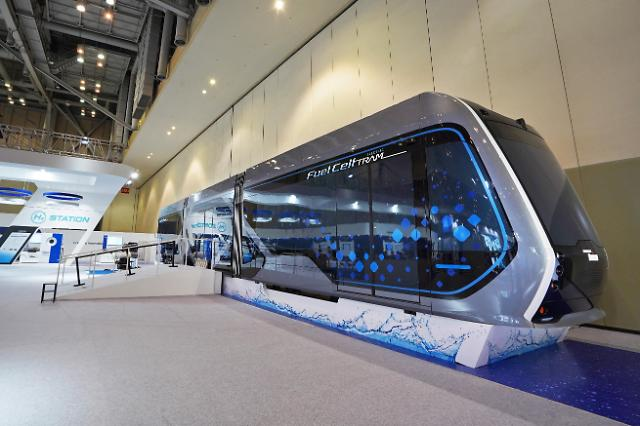 현대로템-울산시, 국내 최초 수소전기트램 실증 나선다