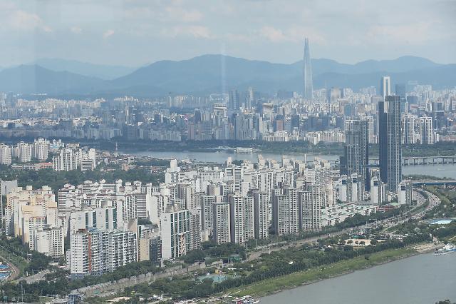 오피스텔 ㎡당 평균 매매가, 12개월 연속 아파트 추월