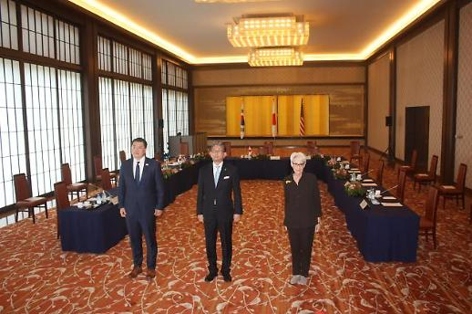 第8次韩美日副外长会议在东京举行