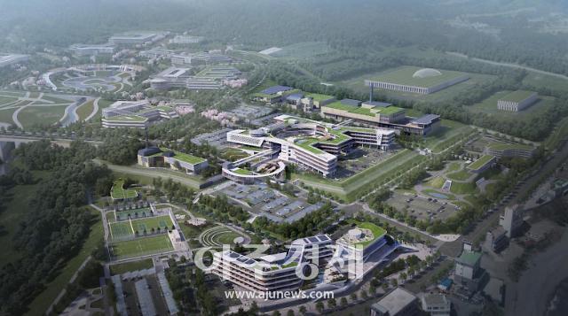 경북 경주서 한국원자력연구원 문무대왕과학연구소 착공식 가져...2025년까지 완공