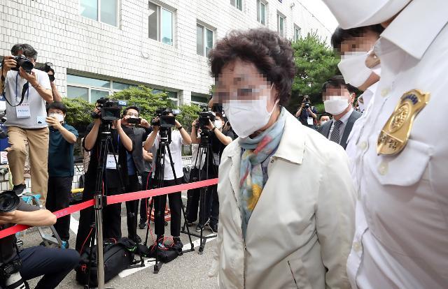 """윤석열 장모, 옛 동업자 고소…""""명예훼손·무고 혐의"""""""