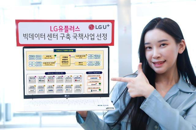 LG유플러스, 라이프로그 빅데이터 센터 국책사업 선정