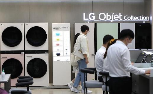 LG đứng thứ nhất thế giới về doanh số bán hàng thiết bị gia dụng nửa đầu năm 2021