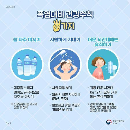 시흥시, 폭염 대응 실무부서(T/F) 긴급 점검회의 개최