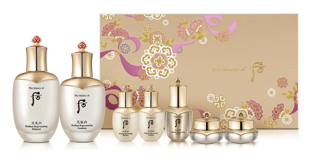 WHOO后等化妆品畅销中国 LG生活健康二季度业绩走高