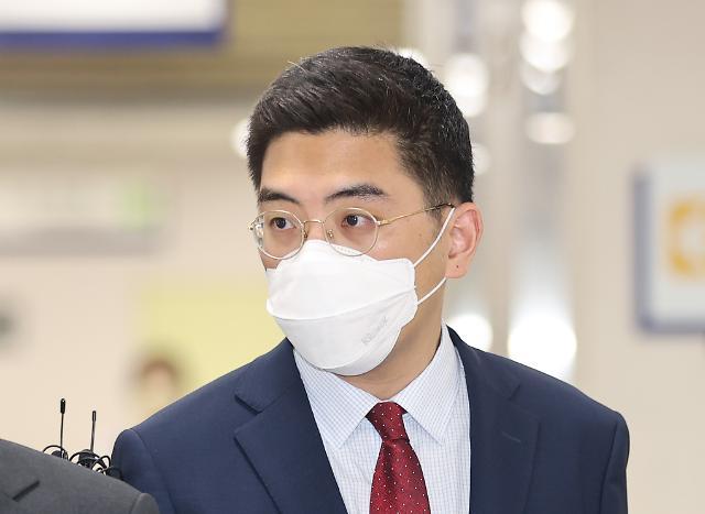1심 무죄 이동재 전 채널A 기자, 최강욱 재판에 증인 출석