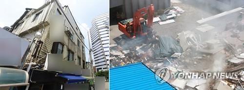 [도심속 시한폭탄, 노후건축물②] 불나고 무너진 늙은 건물들…원인은 언제나 인재(人災)였다
