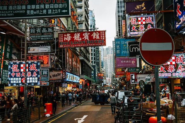 [NNA] 홍콩 CPI, 6개월 연속 상승, 6월은 0.7%↑