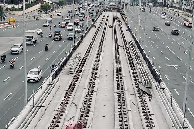 [NNA] 필리핀 MRT 7호선, 공사 진척율 60% 넘어