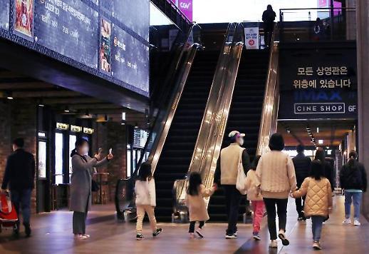 上半年韩影院观影人次创新低 同比下滑38.2%