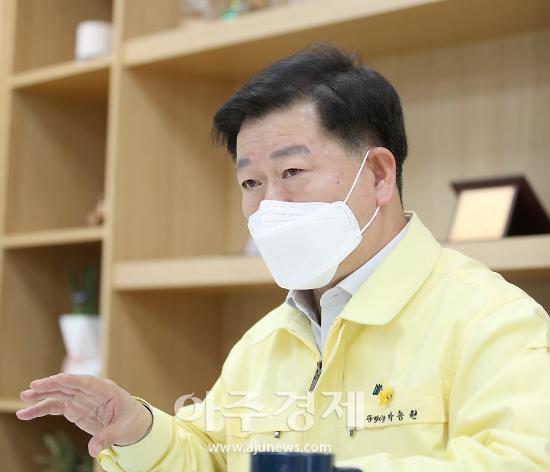 """박승원 시장 """"폭염 속 대규모 정전 피해없도록 에너지 절약 동참해 달라"""""""