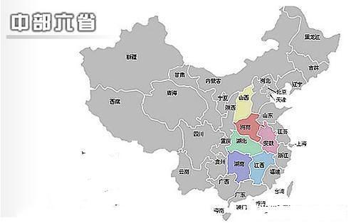 [중국 각市각색]산시·안후이·허난 키운다…중부굴기 계획 공개