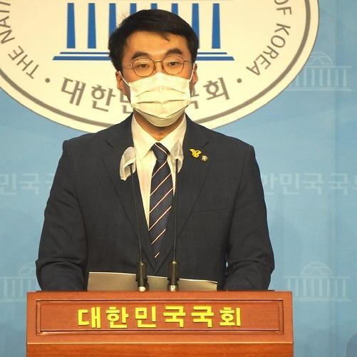 """김남국 의원, """"이낙연, 노 대통령 탄핵 당시 반대표 던진 것이 사실 아니냐"""" 재차 언급"""