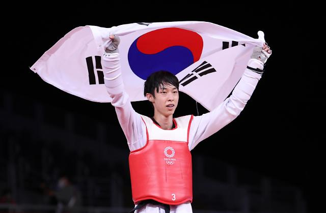 [도쿄올림픽 2020] 장준, 자랑스러운 동메달 (포토)