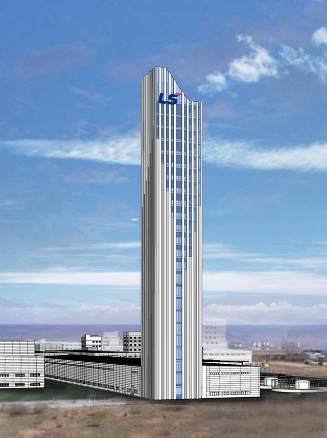LS전선, 국내 최대 높이 전력 케이블 생산타워 세운다