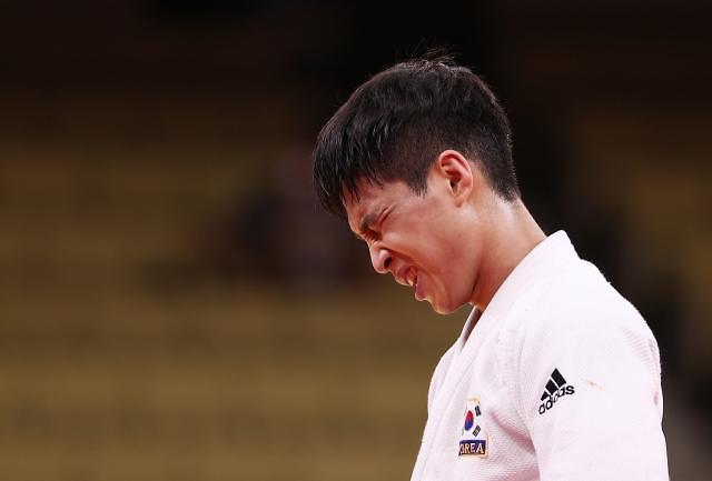 [도쿄올림픽 2020] 안바울, 男유도 66㎏급 결승행 실패