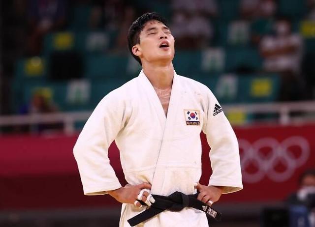 [도쿄올림픽 2020] 세계 1위 업어친 안바울, 男유도 66kg급서 값진 동메달