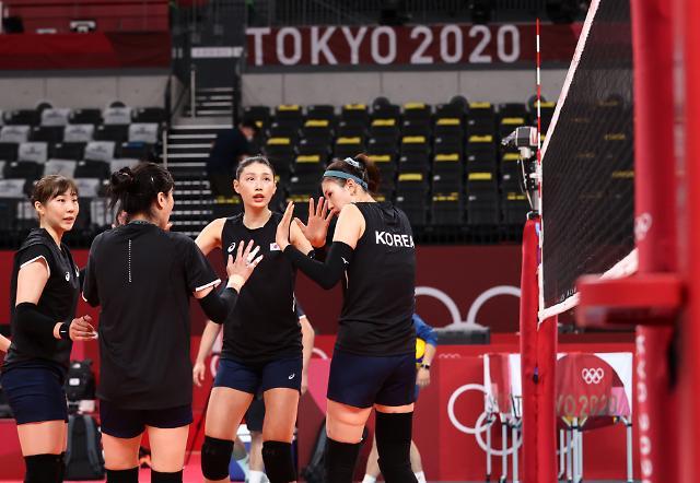 [도쿄올림픽 2020] 높았던 세계랭킹 3위 브라질의 벽...0-3 패
