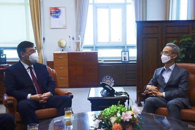 驻韩大使:回应涉华话题理所应当