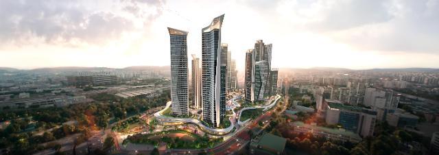 HDC현산·포스코건설, 2882억 규모 인천 갈산1구역 재개발 수주