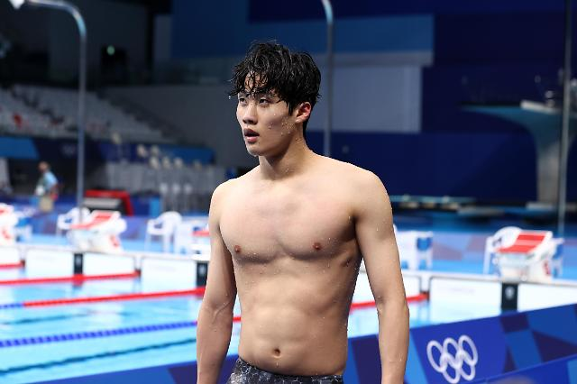 【东京奥运会】黄善宇晋级游泳男子200米决赛