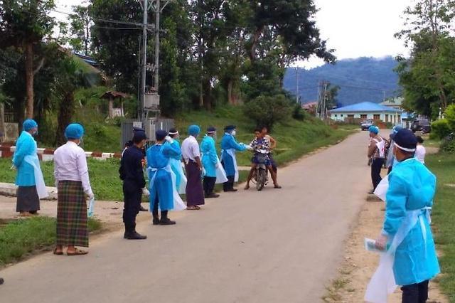 [NNA] 미얀마, 심각한 코로나로 공휴일 1주 연장