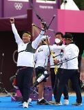 [2020東京五輪] アーチェリー男子団体、準決勝で日本を破り決勝へ