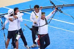 [2020東京五輪] アーチェリー男子団体、金メダル獲得・・・五輪2連覇の快挙