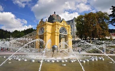 탕치요법 인정…체코 온천마을 3곳, 유네스코 세계문화유산 등재