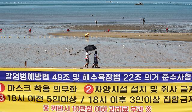 """[코로나19] '델타변이 비상' 비수도권 오늘부터 3단계···""""대전·김해·양양 4단계"""""""