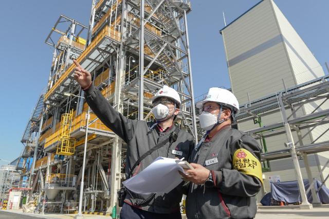 业绩一枝独秀 LG化学成全球第七大化工企业