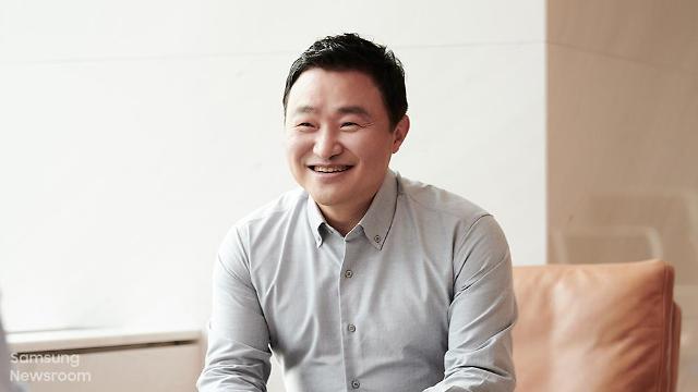 갤럭시Z 폴드3 공식화한 노태문... 폴더블폰 최초 S펜 지원
