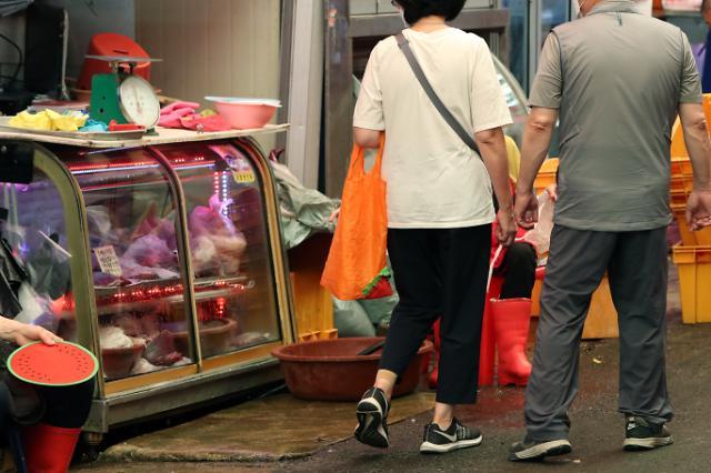 韩国二季度GDP环比增0.7% 居民消费创12年来最高值