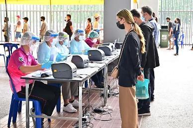 [NNA] 태국 신규감염자 1.5명 넘어... 누적감염자 수는 50만명 돌파(26일)