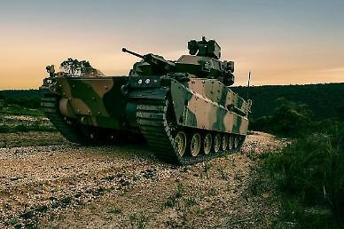 Oshkosh-Hanwha consortium selected to compete for concept design of new U.S. infantry fighting vehicle