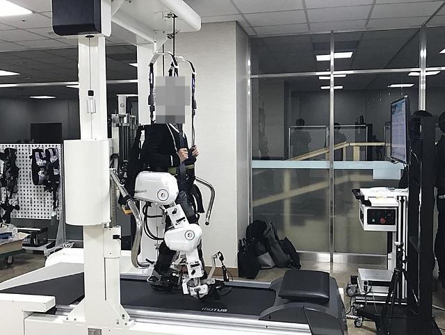 Seouls eastern satellite city to adopt wearable robot for rehabilitation