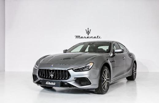 土豪看过来!玛莎拉蒂在韩国发售首款混合动力车