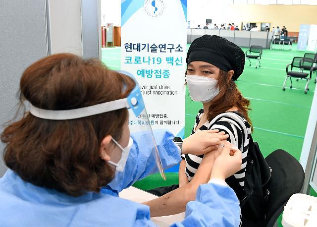 韩国新增1896例新冠确诊病例