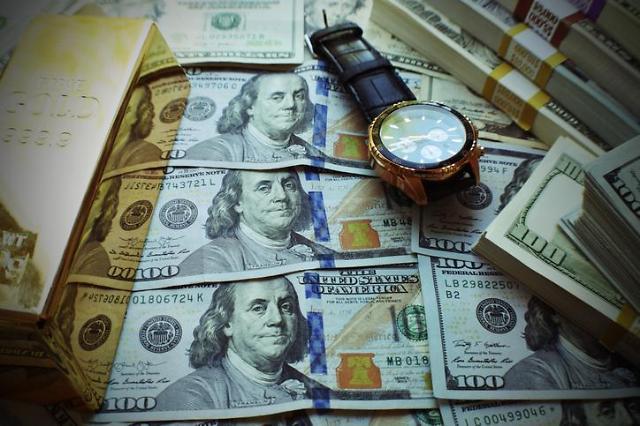 원·달러 환율 상승 출발…4.3원 오른 1154.4원
