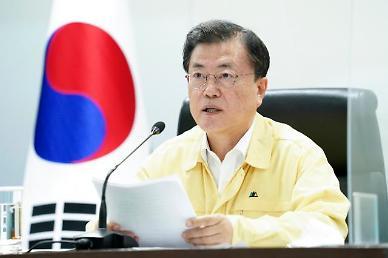 文, 내일 민생경제장관회의 주재…소상공인·자영업자 지원책 논의