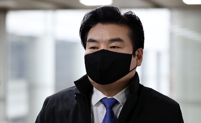"""원유철 """"정치적 표적수사로 유죄 확정…진실 밝혀나갈 것"""""""