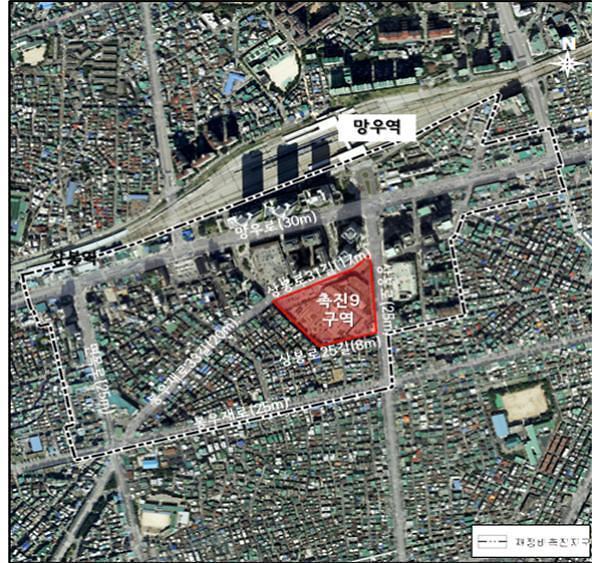중랑구 상봉터미널 재건축…아파트·오피스텔 1351가구 건립