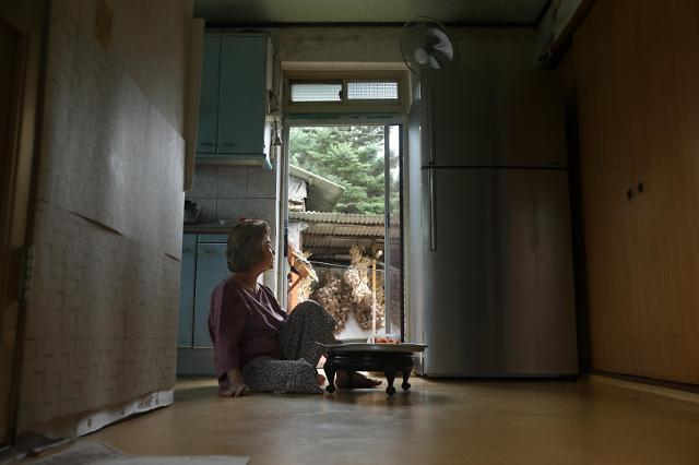 고령자만 사는 가구 300만 육박… 절반 이상은 혼자 산다