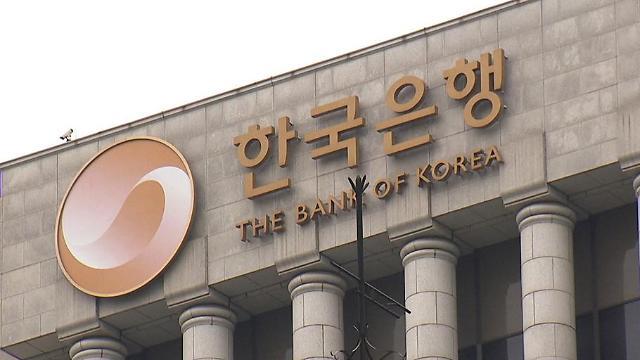 韩国央行:美联储政策会议决定符合市场预期