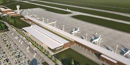 現代建設、ペルー・チンチェーロ新国際空港旅客ターミナルの本工事受注