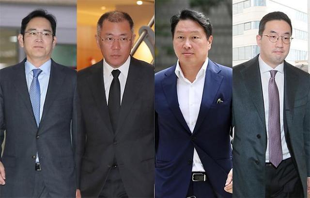 疫情挡不住做生意的脚步!韩国大企业掌门积极开展经营活动