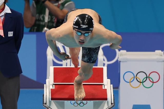 【东京奥运会】黄宣优获100米自由泳第5名 创69年来亚洲选手奥运会最佳成绩
