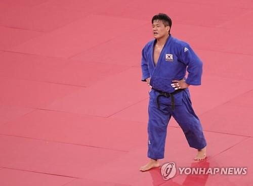조구함, 17년 만에 유도 남자 100㎏급서 은메달