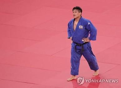 [도쿄올림픽 2020] 조구함, 17년 만에 유도 남자 100㎏급서 은메달